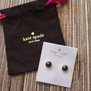 NWT Kate Spade Pearl Studs